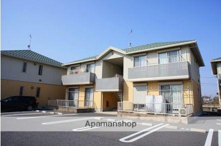 群馬県太田市、治良門橋駅徒歩85分の築7年 2階建の賃貸アパート