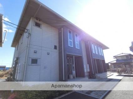 群馬県太田市、木崎駅徒歩3分の築7年 2階建の賃貸アパート