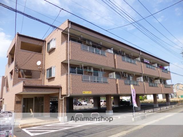 群馬県太田市、太田駅徒歩45分の築10年 3階建の賃貸マンション