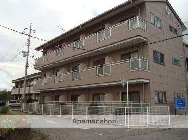 群馬県太田市、韮川駅徒歩43分の築24年 3階建の賃貸アパート