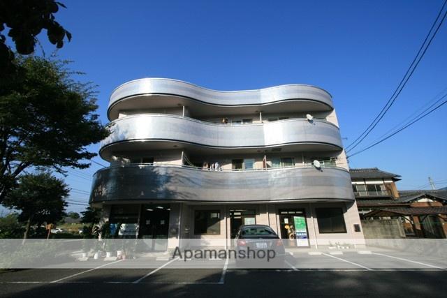 群馬県太田市、竜舞駅徒歩10分の築26年 3階建の賃貸マンション
