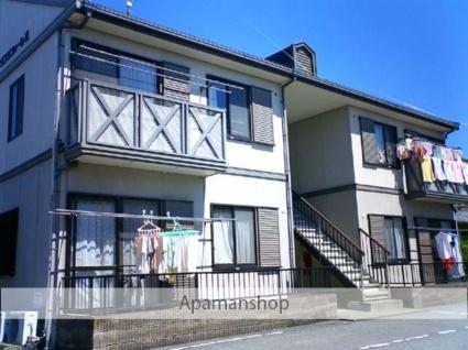群馬県太田市、細谷駅徒歩20分の築21年 2階建の賃貸アパート