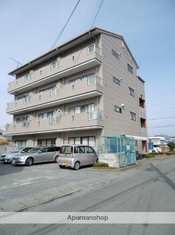 群馬県太田市、太田駅徒歩23分の築27年 4階建の賃貸アパート