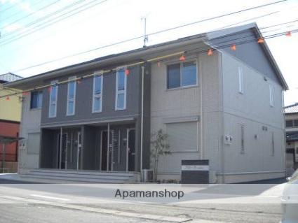 群馬県太田市、太田駅徒歩23分の築4年 2階建の賃貸アパート