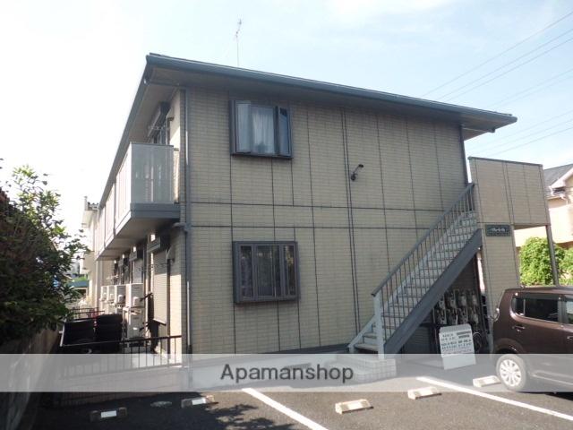 群馬県太田市、竜舞駅徒歩3分の築13年 2階建の賃貸アパート