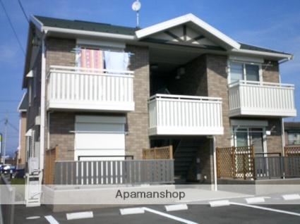 群馬県邑楽郡大泉町、東小泉駅徒歩13分の築12年 2階建の賃貸アパート