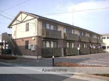 群馬県太田市、太田駅徒歩62分の築10年 2階建の賃貸アパート