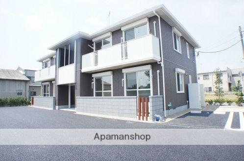 群馬県太田市、竜舞駅徒歩21分の築4年 2階建の賃貸アパート