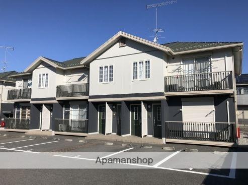 群馬県太田市、韮川駅徒歩15分の築12年 2階建の賃貸アパート