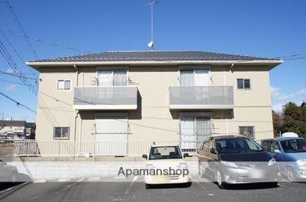 群馬県太田市、細谷駅徒歩40分の築9年 2階建の賃貸アパート