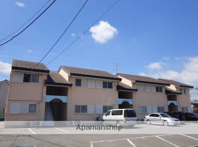 群馬県太田市、太田駅徒歩20分の築26年 2階建の賃貸アパート