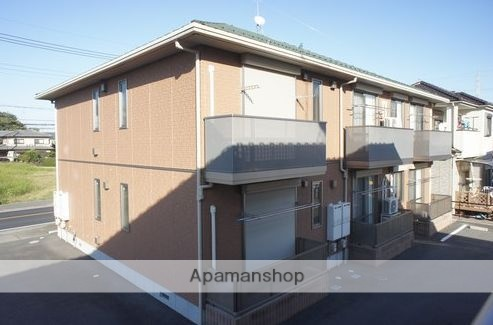 群馬県邑楽郡大泉町、東小泉駅徒歩14分の築8年 2階建の賃貸アパート
