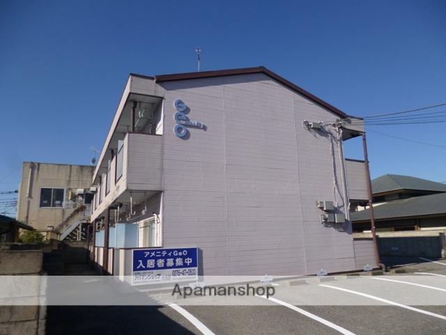 群馬県太田市、太田駅徒歩10分の築29年 2階建の賃貸アパート