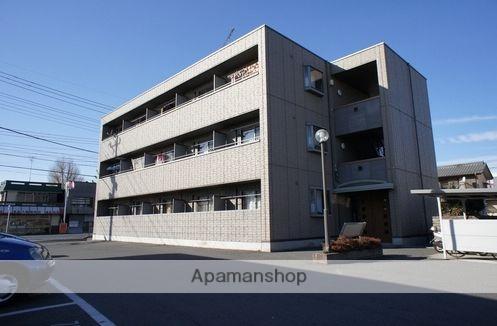 群馬県太田市、西小泉駅徒歩34分の築14年 3階建の賃貸マンション