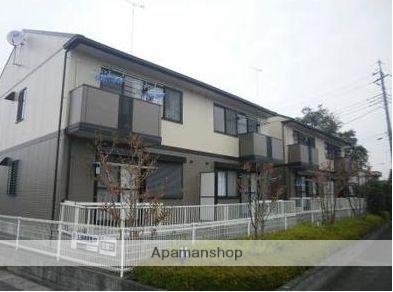 群馬県太田市、細谷駅徒歩25分の築21年 2階建の賃貸アパート