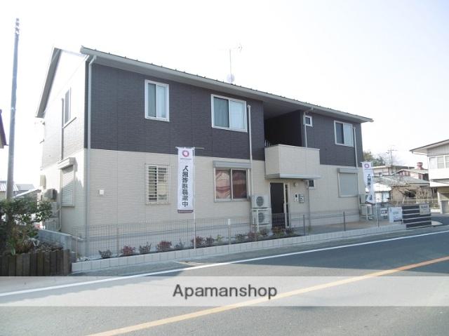 群馬県太田市、韮川駅徒歩17分の築2年 2階建の賃貸アパート