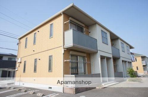 群馬県太田市の築9年 2階建の賃貸アパート