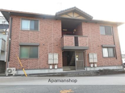 群馬県太田市、太田駅徒歩20分の築14年 2階建の賃貸アパート