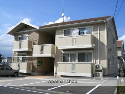 群馬県太田市、野州山辺駅徒歩22分の築12年 2階建の賃貸アパート