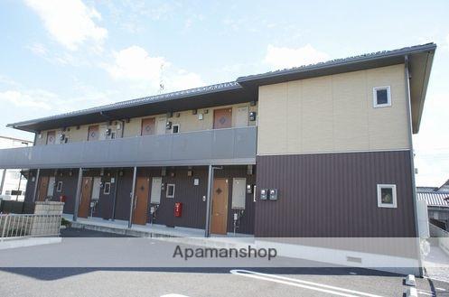 群馬県太田市、木崎駅徒歩30分の築8年 2階建の賃貸アパート