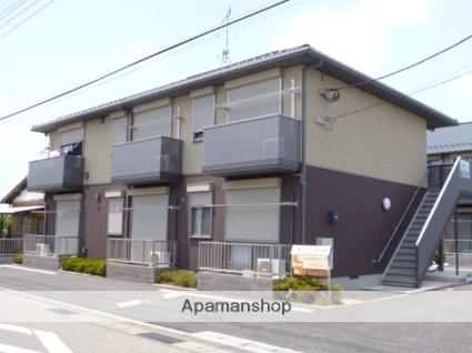 群馬県太田市、木崎駅徒歩25分の築7年 2階建の賃貸アパート