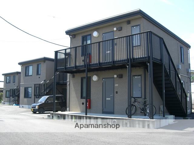 群馬県太田市、韮川駅徒歩5分の築14年 2階建の賃貸アパート