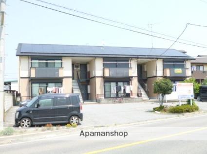 群馬県太田市、細谷駅徒歩58分の築19年 2階建の賃貸アパート