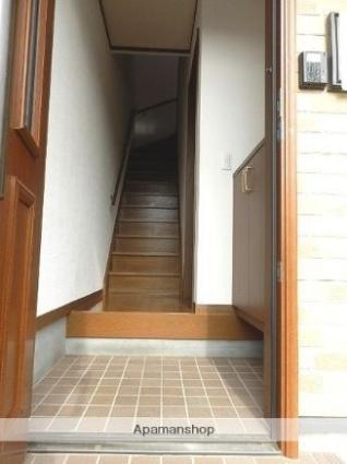 パーフェクトハウス由良B[2LDK/63.34m2]の玄関