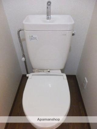 パーフェクトハウス由良B[2LDK/63.34m2]のトイレ