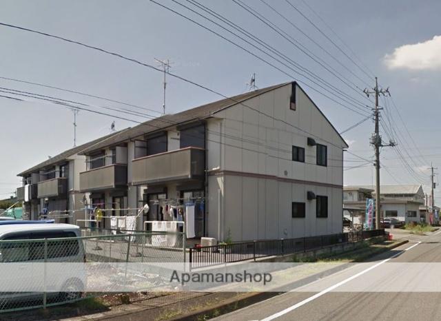 群馬県太田市、細谷駅徒歩15分の築19年 2階建の賃貸アパート