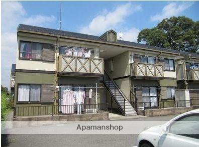 群馬県太田市の築24年 2階建の賃貸アパート