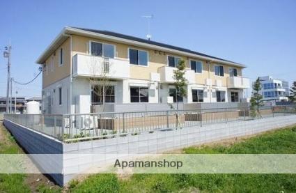 群馬県太田市、木崎駅徒歩47分の築4年 2階建の賃貸アパート