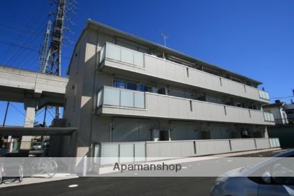 群馬県太田市、太田駅徒歩10分の築7年 3階建の賃貸アパート