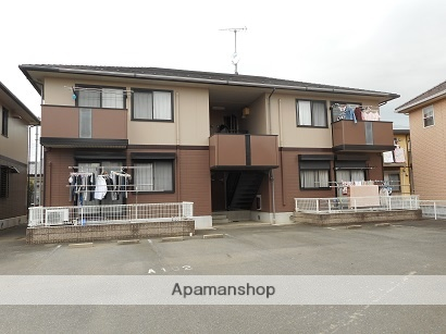 群馬県太田市、治良門橋駅徒歩10分の築19年 2階建の賃貸アパート