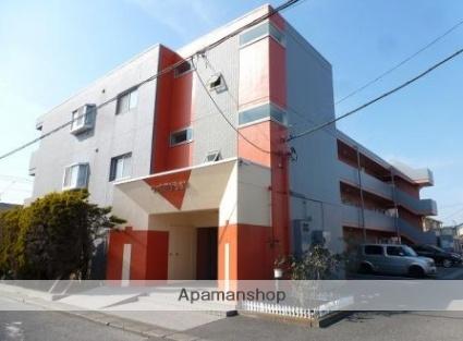 群馬県太田市、太田駅徒歩28分の築18年 3階建の賃貸マンション