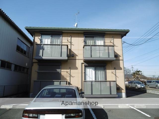 群馬県太田市、細谷駅徒歩18分の築12年 2階建の賃貸アパート
