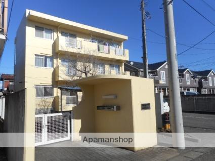 群馬県太田市、太田駅徒歩15分の築23年 3階建の賃貸マンション
