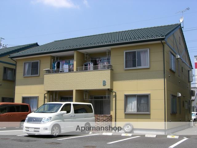 群馬県太田市、細谷駅徒歩25分の築11年 2階建の賃貸アパート