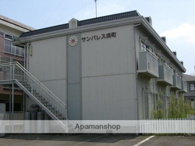 群馬県太田市、太田駅徒歩11分の築24年 2階建の賃貸アパート
