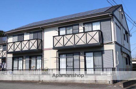 群馬県太田市、木崎駅徒歩35分の築20年 2階建の賃貸アパート