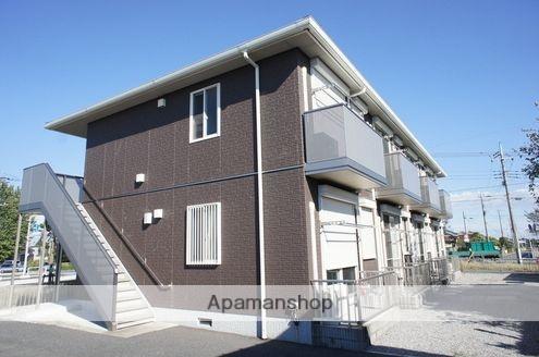 群馬県邑楽郡大泉町の築10年 2階建の賃貸アパート