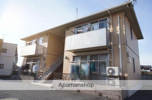 群馬県太田市、藪塚駅徒歩18分の築11年 2階建の賃貸アパート