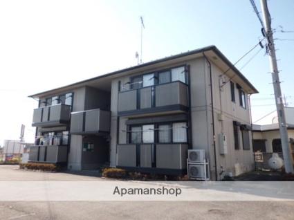 群馬県太田市、太田駅徒歩35分の築15年 2階建の賃貸アパート