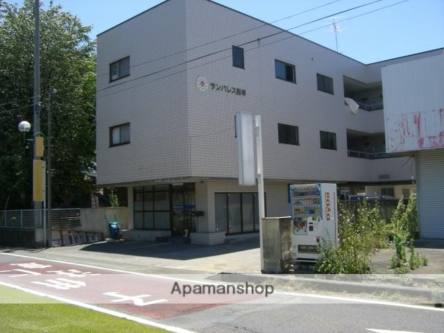 群馬県太田市、太田駅徒歩20分の築27年 3階建の賃貸アパート