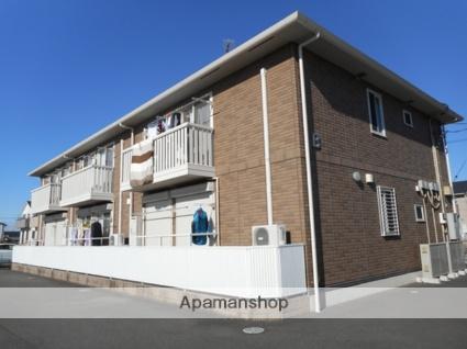群馬県太田市、細谷駅徒歩21分の築8年 2階建の賃貸アパート