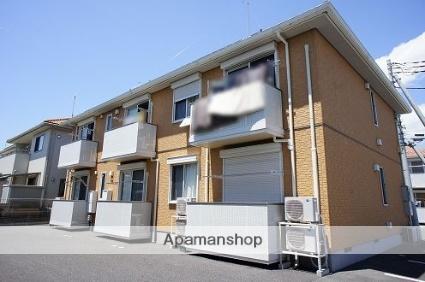 群馬県太田市、竜舞駅徒歩21分の築9年 2階建の賃貸アパート