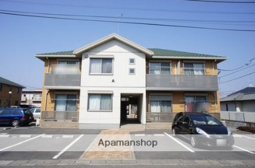 群馬県邑楽郡大泉町、西小泉駅徒歩6分の築9年 2階建の賃貸アパート