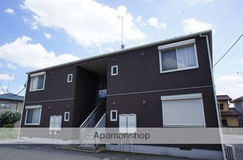 群馬県太田市、竜舞駅徒歩24分の築9年 2階建の賃貸アパート