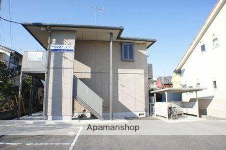 群馬県太田市、韮川駅徒歩17分の築14年 2階建の賃貸アパート