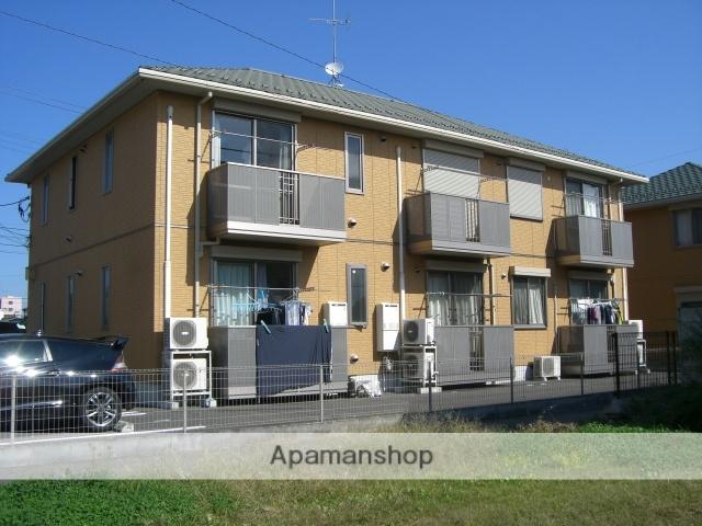 群馬県太田市、太田駅徒歩13分の築9年 2階建の賃貸アパート